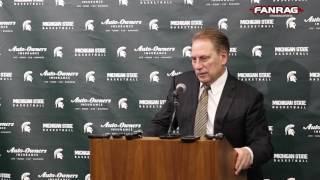 MSU Basketball: Izzo explains