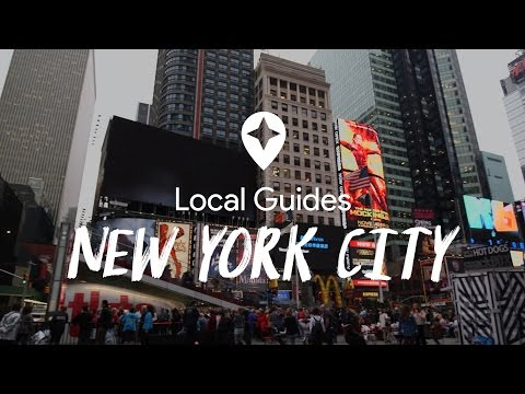 Exploring New York City - Local Guides Swap, Episode 5