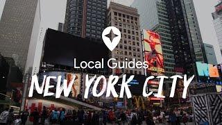 Exploring New York City - Local Guides Swap, Episode 5