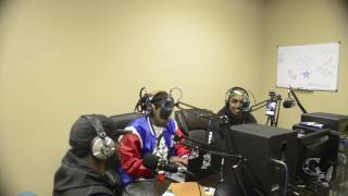 King Marco Interview(part 1) - Taking Shots On Thursday show , live from the 409ThaHeat