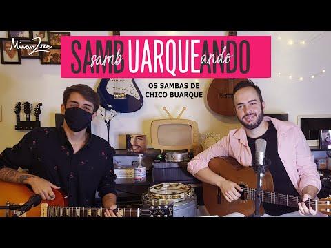 MiranDuo (Arthur & Thiago Miranda) - SAMBUARQUEANDO Ao vivo em SUA casa #FiqueEmCasa #LiveDoMiranda