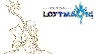 Lost Magic DS Soundtrack Piano Collection