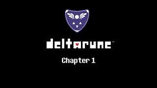 Toby Fox - Delta Rune Chapter 1 full OST