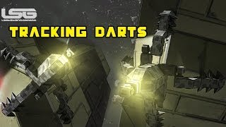 Space Engineers - Tracking Darts, Moving Targets, Hull Breaching