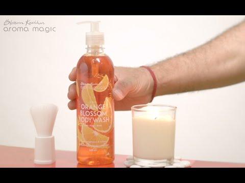 3 in 1 Orange Blossom Body Wash | Aroma Magic