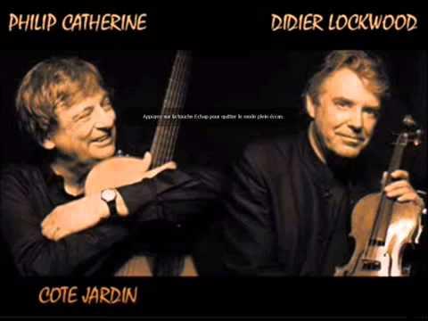 Philip Catherine - Côté Jardin