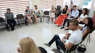 В Мариуполе состоялось обучение новых работников муниципалитета (30.08.2016)