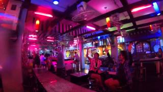 Repeat youtube video Carousel Bar  Soi Diamond , Walking Street Pattaya - Songkran 2013