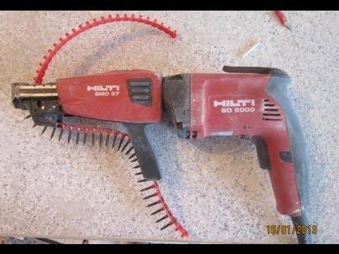 Отбойный молоток HILTI TE 905-AVR в отличном состоянии! - YouTube