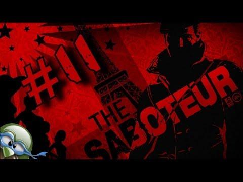The Saboteur #11 - Зарабатываем бонусы номер раз