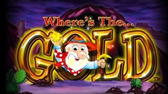 Play Where's the Gold Slot Machine Online - on Android or iPhone