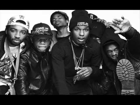 A$AP Mob ft. Method Man - Trillmatic