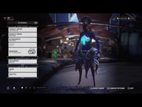 [GER / ENG] PS4 5x3 Eidolon hunt 5x3 Trinity run !