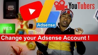 #Asksupport Ep.4 : Can i change Adsense account of my Youtube Channel