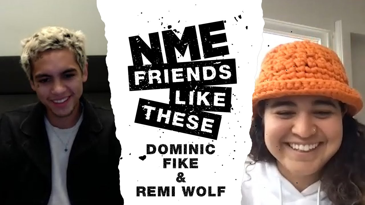 Friends Like These: Dominic Fike and Remi Wolf