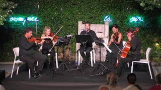 Mozart - Clarinet Quintet, K. 581, Mvt 4 - Anthony Friend & Philharmonia Chamber Players