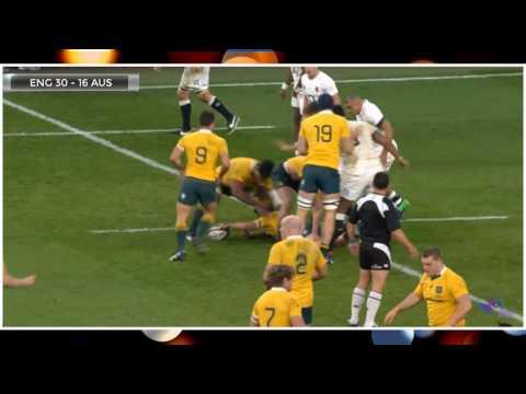 England vs Australia | Rugby Union | Autumn Internationals | HD Highlights