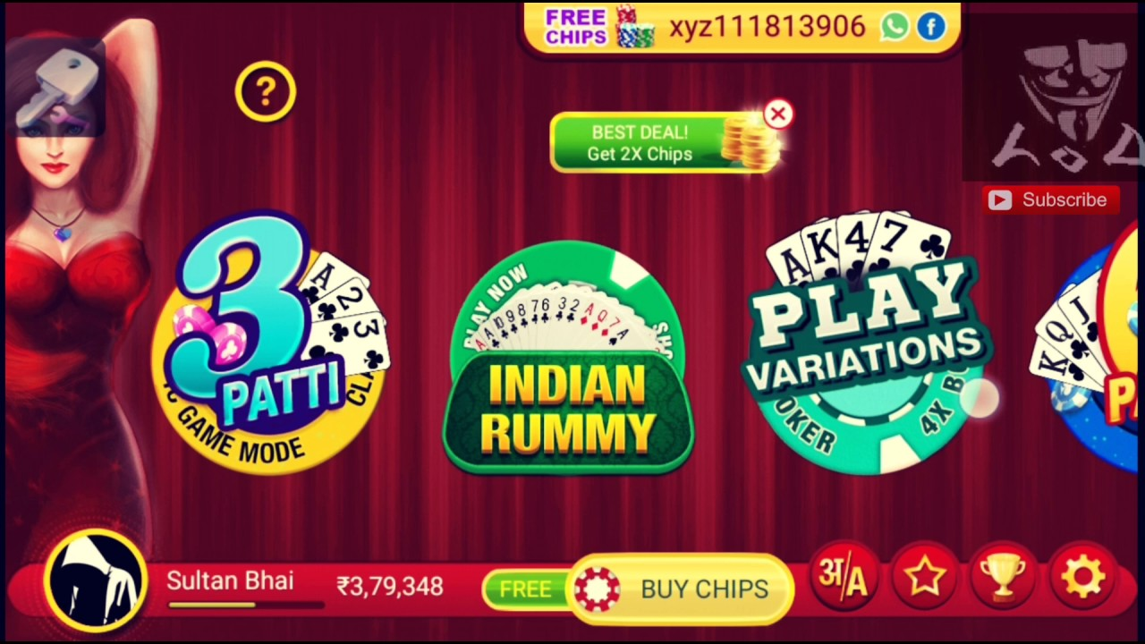 Teen Patti Offline Games for Android Phone