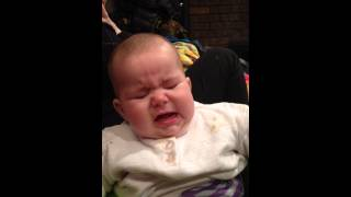 Baby stops crying to New Zealand music,  Country Calendar