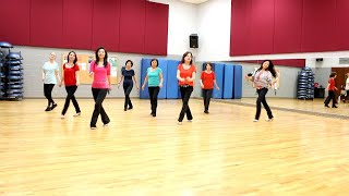 Скачать La Fiesta Cubana Line Dance Dance Teach In English 中文