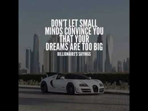 Billionaire sayings best quote 2017 - YouTube