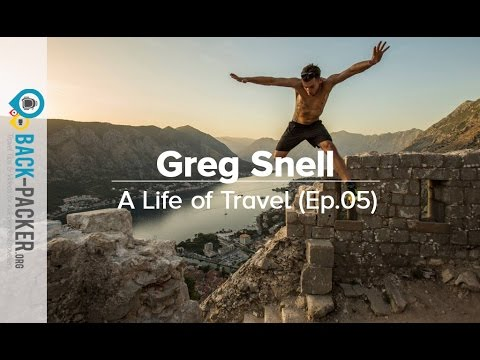 Working as a Tour Guide around the World – Greg Snell (A Life of Travel, Ep.5)