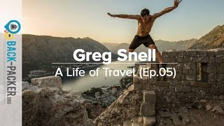 Working as a Tour Guide around the World - Greg Snell (A Life of Travel, Ep.5)