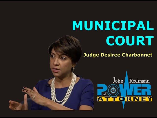 Municipal Court: The Basics