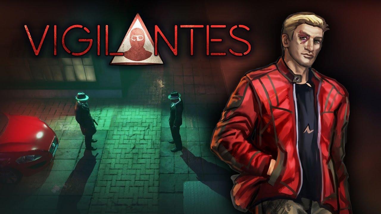 Vigilantes Gameplay – (Tactical Turn Based Combat Game)