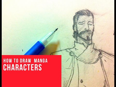 Creating Characters From Scratch [Design Process] Ep. 1