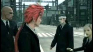 Final Fantasy VII Advent Children Complete AMV-New Divide final