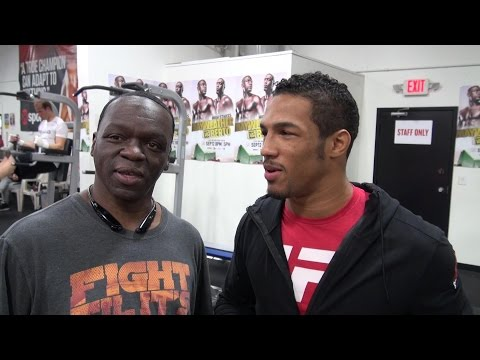 Conor McGregor vs. Jose Aldo predictions from the Mayweather Boxing Channel
