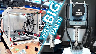 Crazy 3D printers from ERRF 2019!