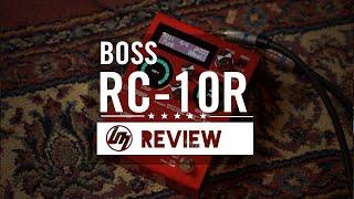 BOSS RC-10R Rhythm Loop Station | Better Music