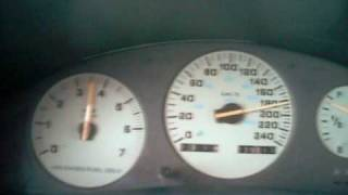 Max speed in '94 Chrysler Intrepid