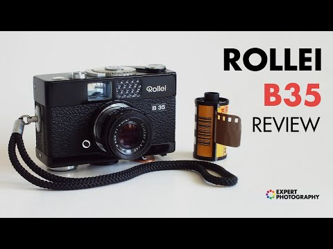 Rollei B 35 Preview