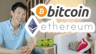 Bitcoin and Ethereum Beginners Guide