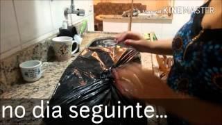 Como limpar a grade do fogão sem esfregar, super fácil