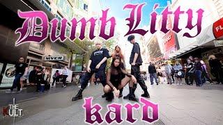 [1theK Dance Cover Contest] KPOP IN PUBLIC | KARD - DUMB LITTY | ONE TAKE DANCE COVER | AUSTRALIA