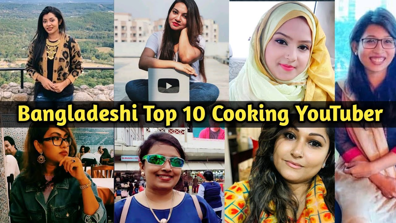 Bangladeshi Top 10 Cooking Youtuber 2019 || Cooking Studio by Umme || Lifestyle || Lifeline BD