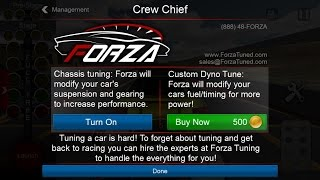Don't buy the crew chief! Pro series drag racing