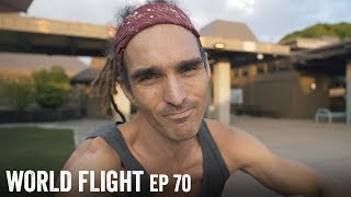THERE'S A PROBLEM... - World Flight Episode 70