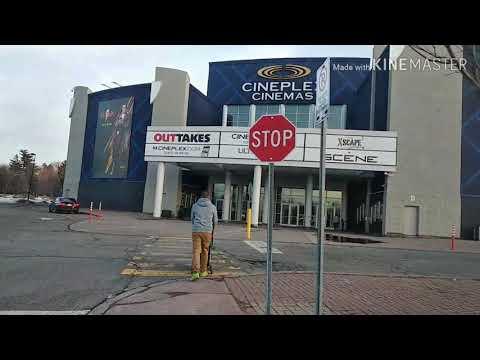 Cineplex Ottawa#canada