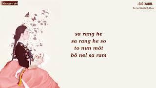 Because i miss you Beige karaoke tone nam