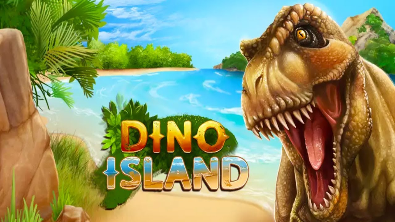 Jurassic Dino Island Survival 3D Android gameplay HD