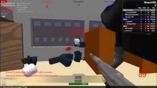 "Anialiazione in ""Paintball!"" - Roblox - Simon032"