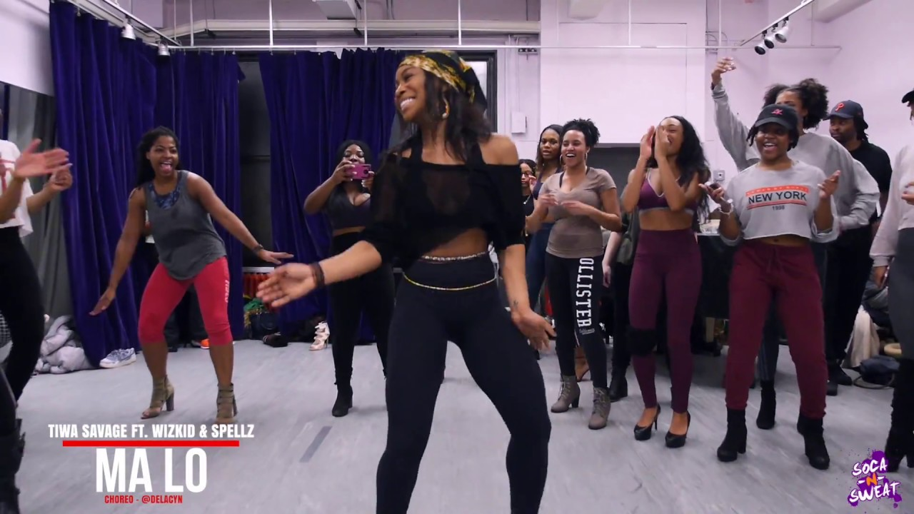 Tiwa Savage - Ma Lo ft. Wizkid & Spellz | AfrobeaStilettos Choreography by Nneka Irobunda