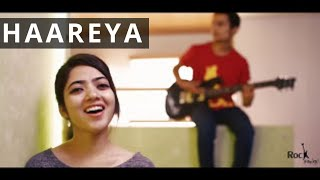 Haareya Song Female Version | Shubhangi Ft. Avi | Meri Pyari Bindu | Rockfarm