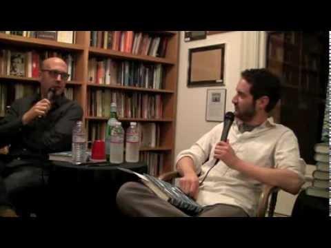 Ben Marcus in conversation w:Daniel Levin Becker «Leaving the Sea