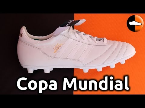 adidas White-Out Copa Mundial Unboxing